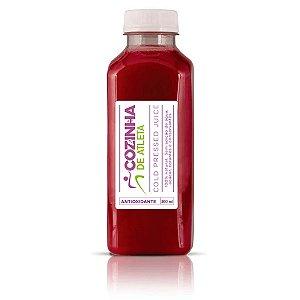 Suco Antioxidante Prensado a Frio 300ml