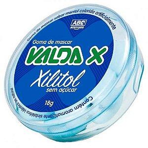 Chiclete Vegan Valda Xilitol 18g Sem Açúcar