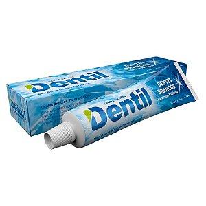 Creme Dental Vegano Dentil Dentes Brancos 90g