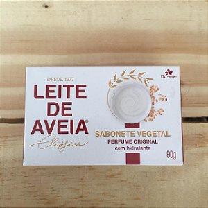 Sabonete Vegano Davene Leite de Aveia Classico 90g