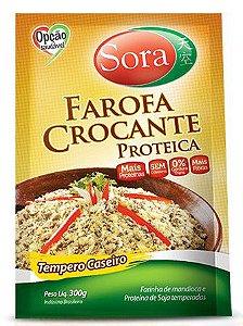 Farofa Crocante Tempero Caseiro Sora 300g