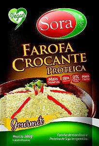 Farofa Crocante Gourmet Sora 300g
