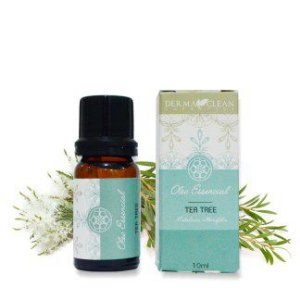 Oleo Essencial de Tea Tree Melaleuca 10ml