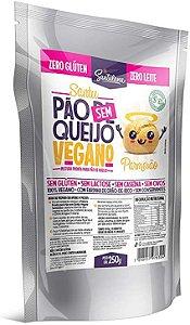 Pão de Queijo Vegano Sabor Parmesão Santulana 250g