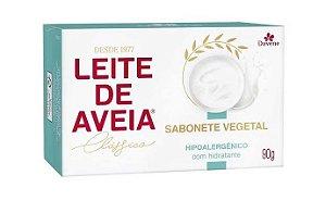 Sabonete Vegano Davene Leite de Aveia Hipoalergênico 90g