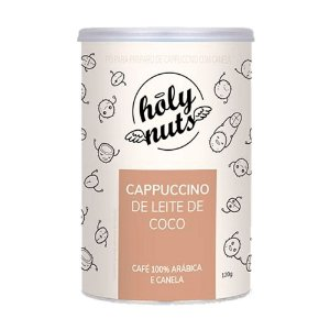 Capuccino Vegano Holy Nuts 120g