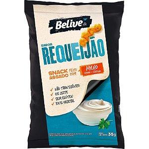 Snack Belive Sabor Requeijão 35g