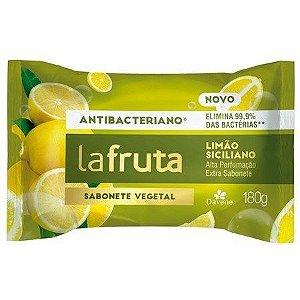 Sabonete Vegano Antibacteriano Limão Siciliano 180g