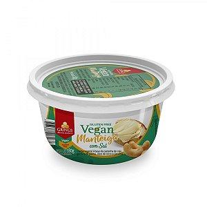 Manteiga Vegana de Castanha de Caju 180g
