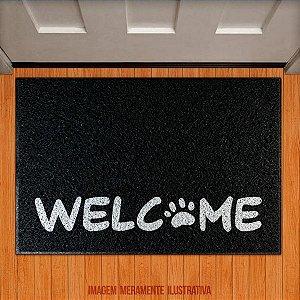 Capacho Welcome Patinha