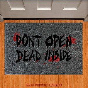 Capacho Dont open dead inside