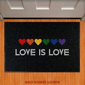 Capacho Love is love