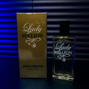 Perfume Lady Million Femenino 50ml
