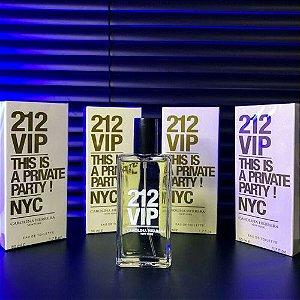 Perfume 212 Vip -Fixação Extrema 50ml