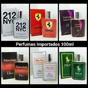 Perfume Importado 100ml Atacado