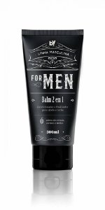 BALM FINALIZADOR 2 EM 1 FOR MEN BY YOU COSMETICS 200ML