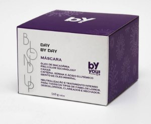MÁSCARA DAY BY DAY BLOND UP 165G BYYOU COSMETICS
