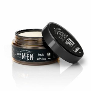 POMADA FIXADORA DE PENTEADOS EFEITO MATTE FOR MEN 80G BY YOU COSMETICS