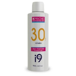 I9 COLOR ÁGUA OXIGENADA ESTABILIZADA 90ML - 30 volumes