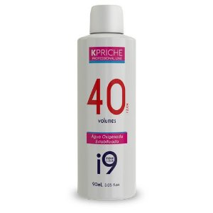 I9 COLOR ÁGUA OXIGENADA ESTABILIZADA 90ML - 40 volumes