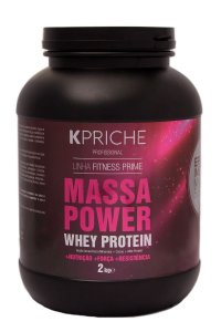 MÁSCARA MASSA POWER WHEY PROTEIN 2KG