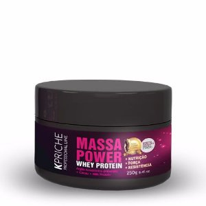 MÁSCARA MASSA POWER WHEY PROTEIN 250G