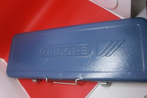 Jogo de Soquete sextavado encaixe 1/2 c/ acessorios de 10 a 32mm / 3/8 a 1.1/4 c/ 43Pçs