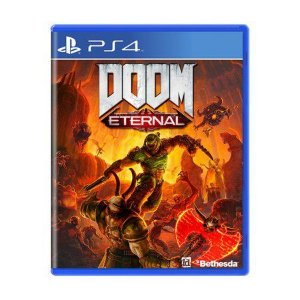 Jogo Doom Eternal PS4