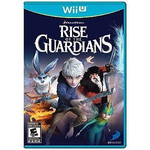 Novo: Jogo Rise Of The Guardians - Wii U
