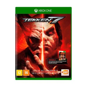 Novo: Jogo Tekken 7 - Xbox One