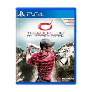Novo: Jogo The Golf Club - Collector's Edition - PS4