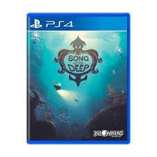Novo: Jogo Song Of The Deep - PS4