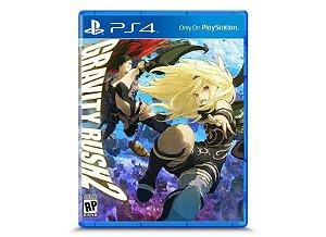 Novo: Jogo Gravity Rush 2 - PS4