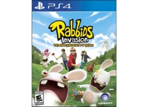 Novo: Jogo Rabbids: Invasion - PS4
