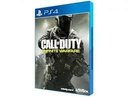 Novo: Jogo Call Of Duty: Infinite Warfare - PS4