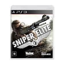 Novo: Jogo Sniper Elite V2 - PS3