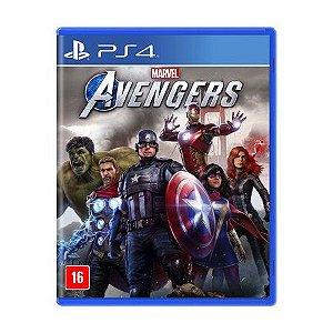 Jogo Marvel's Avengers (Pré-Venda) - PS4