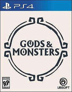Jogo Gods & Monster (Pré-Venda) - PS4
