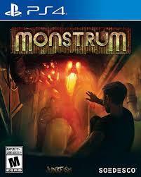 Jogo Monstrum (Pré-Venda) - PS4