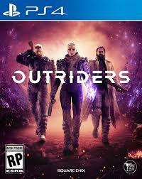 Jogo Outriders (Pré-Venda) - PS4