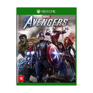 Jogo Marvel's Avengers (Pré-Venda) - Xbox One