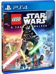Novo: Jogo Lego Star Wars: The Skywalker Saga (Pré-venda) - PS4