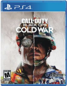 Novo: Jogo Call of Duty: (COD) Black Ops Cold War (Pré-venda) - PS4