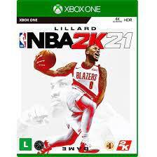 Novo: Jogo NBA 2K21 (Pré-venda) - Xbox One