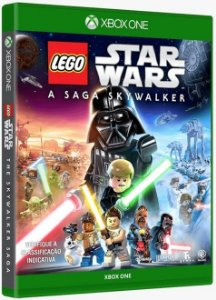 Novo: Jogo Lego Star Wars: The Skywalker Saga (Pré-venda) - Xbox One