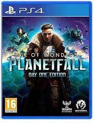Novo: Jogo Age of Wonders: Planetfall - PS4