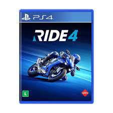 Novo: Jogo Ride 4 (Pré-Venda) - PS4