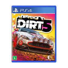 Novo: Jogo Dirt 5 (Pré-Venda) - PS4