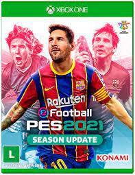 Novo: Jogo eFootball PES 2021 (Pré-venda) - Xbox One