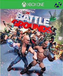 Novo: Jogo WWE 2K Battlegrounds (Pré-Venda) - Xbox One